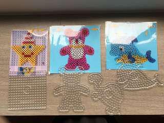 HAMA beads template