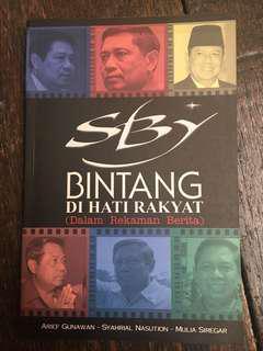 SBY Bintang Di Hati Rakyat