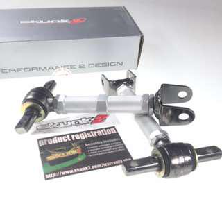 Rear Camber Control Toe Kit for Honda ES1.7 EP3