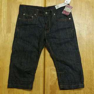 (33) Jungle Storm Jeans Shorts