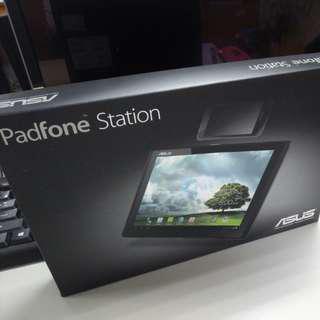 只限台北市宜蘭市自取面交有保障...手機加平板變型金鋼ASUS PadFone Station A66