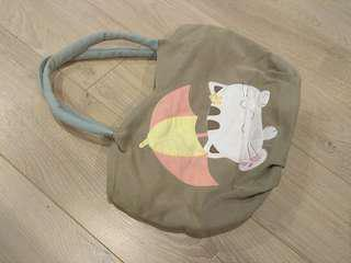 Cute Cat Cloth Hand Bag