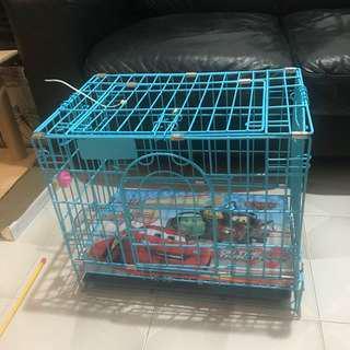 寵物籠 尺半