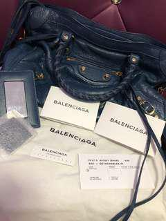 巴黎世家 Balenciaga Bag S city