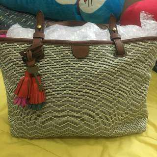 Fossil Tote Bag❤