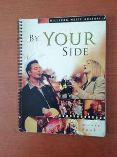 Hillsong Music Australia. By your side. Music book.