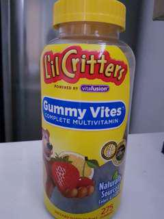 Lil Critters complete multivitamins