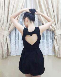 Dress hitam party