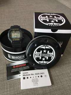 Casio G-Shock 35th Anniversary Limited Edition Origin Gold DW5000 Series Watch