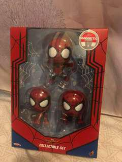 Cosbaby spider home coming set