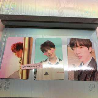 [WTT] BTS LOVE YOURSELF ANSWER PHOTOCARDS