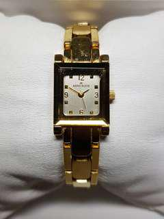 Anne Klein Watch for ladies with gold bracelet
