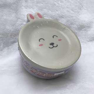 🚚 兔子不鏽鋼泡麵碗