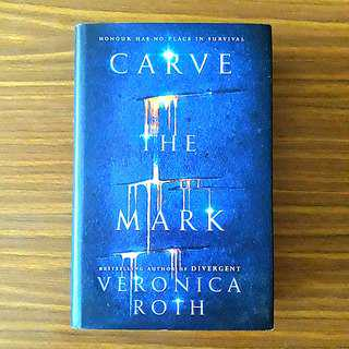 Carve The Mark By Veronica Roth #1212