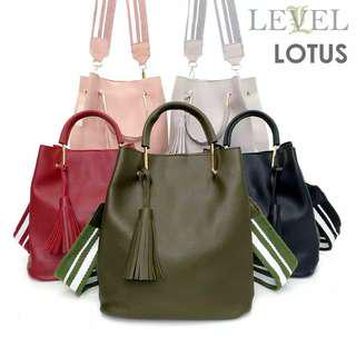 Totr Bag Level Lotus