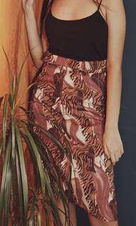 Batik skirt (very good material)