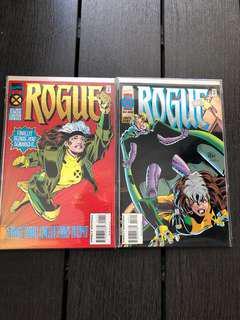 🚚 X-men marvel comics rogue solo comic collectors edition