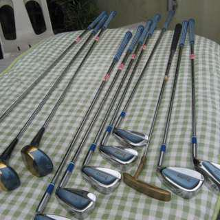 Golf Clubs Catherine Driver Pretty Irons Putter