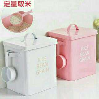 🚚 粉-時尚儲物鐵筒