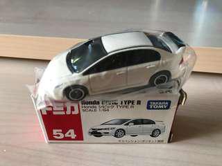 Tomica Honda Civic FD2 Type R