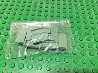 Lego Sand Green Smooth Tiles