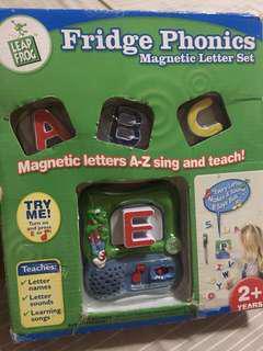 Fridge Phonics Magnetic Letter Ser