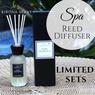 Spa Reed Diffuser.Aroma Reed Refills avail too!Essential Oil