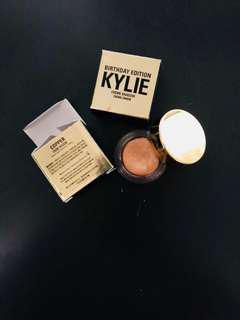 Kylie Créme Eyeshadow Birthday Edition