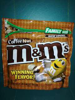 SUPERSALE! M&M's Chocolate Family Big Pack