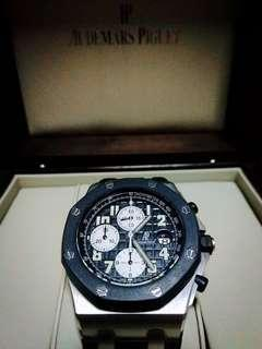 Audemars Piguet RubberClad