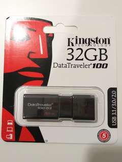 Kingston Data Traveller USB 32GB