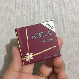 💯 Authentic Benefit Hoola Bronzer mini