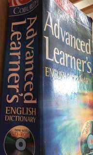 Advanced English Dictionary/ 英文字典