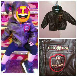 Bumber jacket 2t