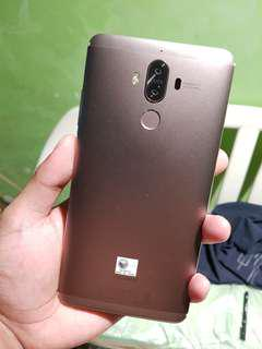 Huawei mate 9 mocha brown duos 64gb NTC