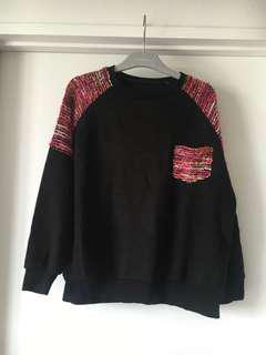 Quirky jumper