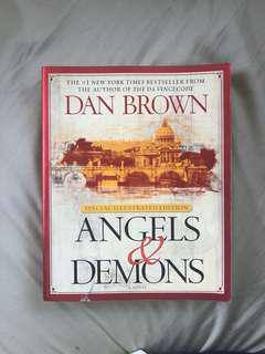 Angels & Demons (Special Illustrated Edition) by Dan Brown