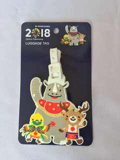 Asian Games 2018 - Bag Mascot