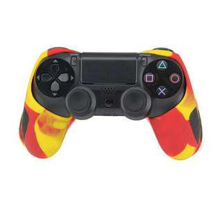 Ps4 Controller Half Skin Cover