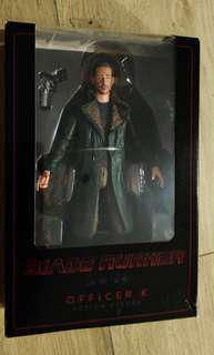 NECA Blade Runner 2049 Officer K Action Figure toy