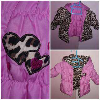 Reverseble jacket