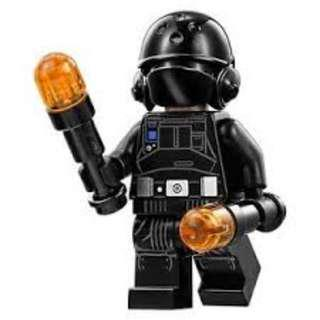 Imperial Ground Crew minifigure from Star Wars