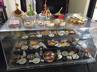 Japanese Food Miniatures