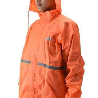 Jas Hujan Motoboy Orange XL
