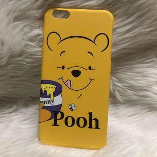 Winnie the Pooh Matte Hardcase for iPhone 6 Plus