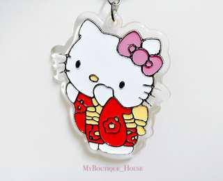 #Jan55 🎀Hello Kitty Keychain