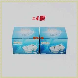 🚚 【雲飛小舖】元山 /YS-826DW/YS-8301DW專用速淨濾芯 2盒4顆YS-9826CT