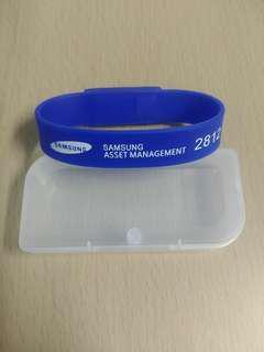 (全新) Samsung 4GB USB手帶