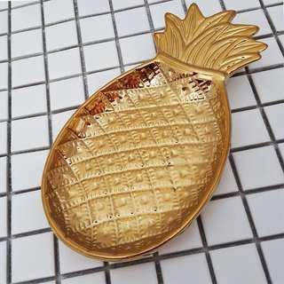 🚚 Pineapple Trinket Tray