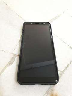 Samsung j6 3gb ram 32gb